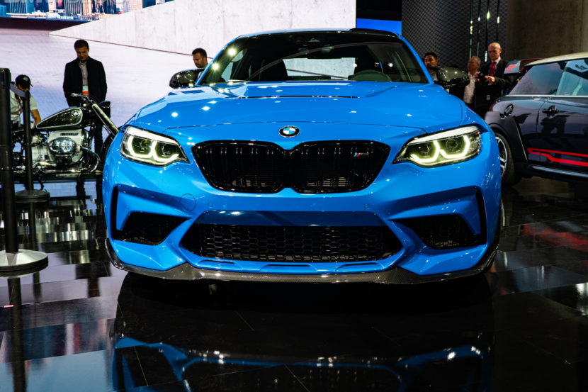 BMW M2 CS has an MSRP of $83,600 plus $995 Destination